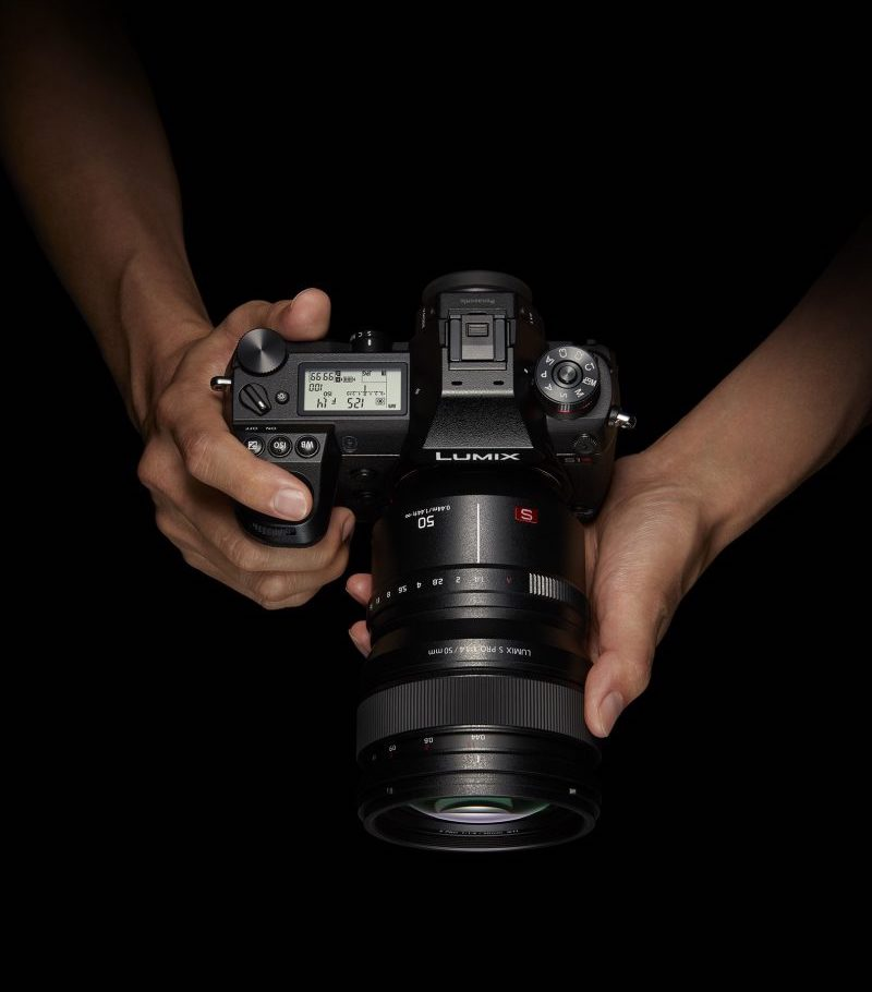 Panasonic Lumix S mirrorless system announced