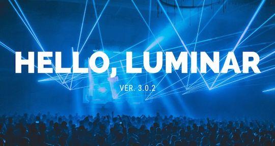 New Skylum Luminar version 3.0.2 released today