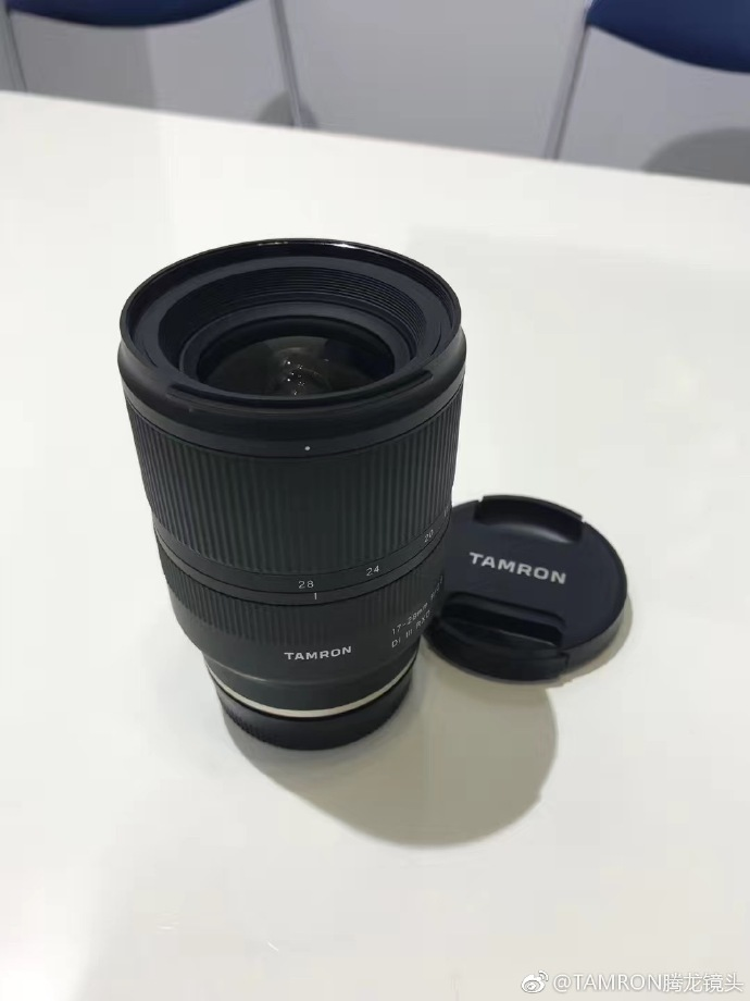 2019 Cp Show Report Tamron 17 28mm F 2 8 Di Iii Rxd Lens