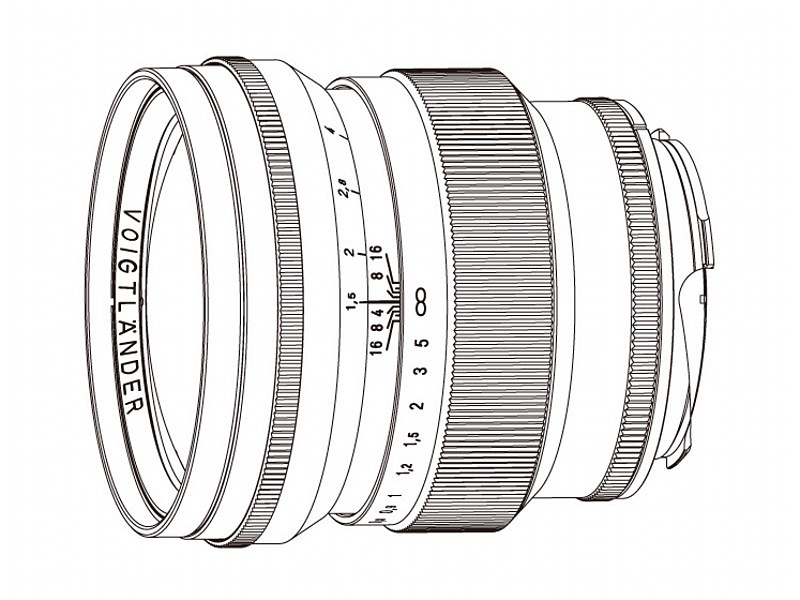 Voigtländer also announced two new lenses for Sony E-mount