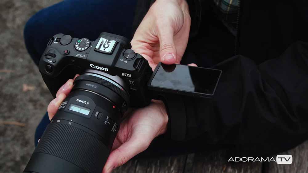 Announced Canon Eos Rp Full Frame Mirrorless Camera