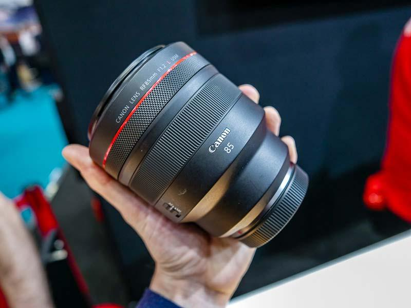 Canon At The Photography Show 2019 With Pictures Of