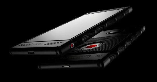 "RED is working on a ""pro camera version"" of the Hydrogen One smartphone"