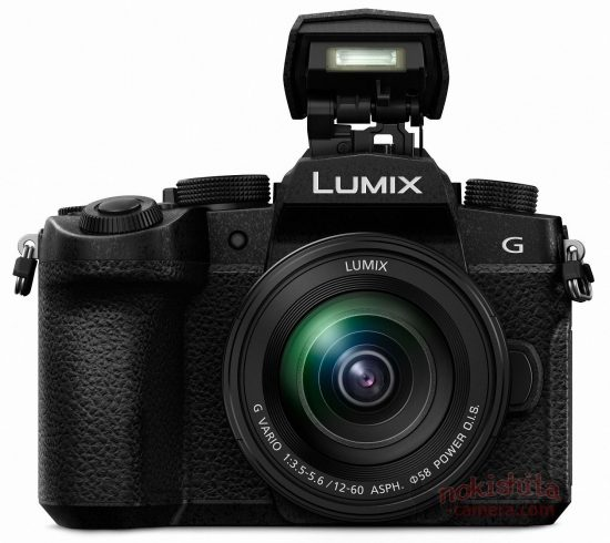 Here are the first leaked pictures of the new Panasonic G-series MFT camera