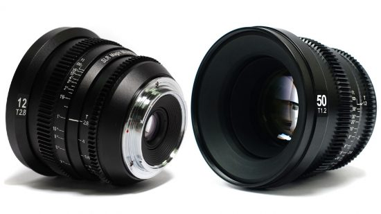SLR Magic launched new MicroPrime Cine lenses for Fujifilm X-mount