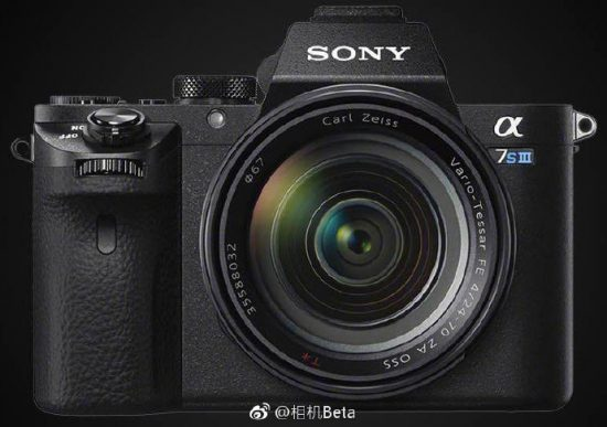 "Sony a7SIII confirmed ""later this summer"" with 4k/60P, 10-bit 4:2:2 and RAW video"