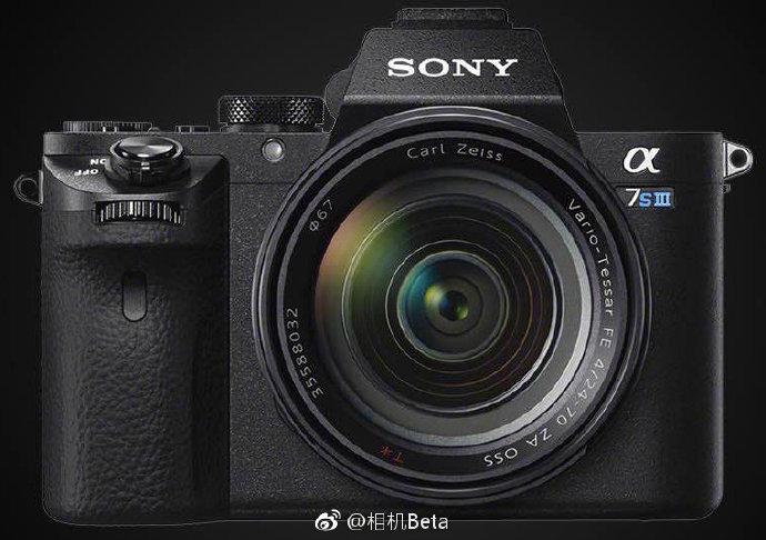 Sony a7s III camera rumored to be announced before October