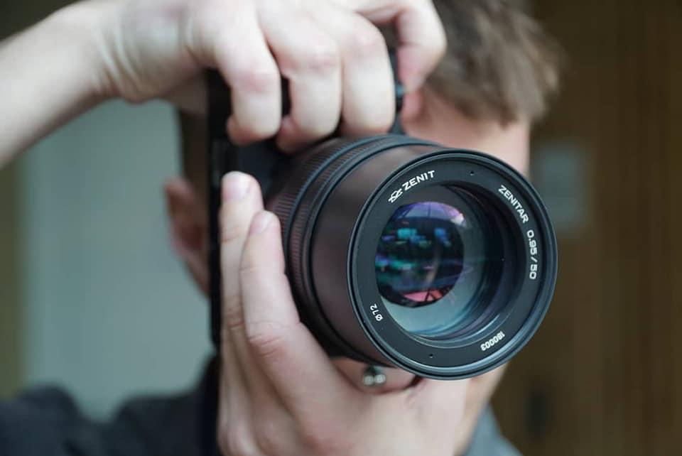 fe8fc8d6d908 Officially announced  Zenitar 50mm f 0.95 manual focus full-frame lens for  Sony E-mount from Zenit