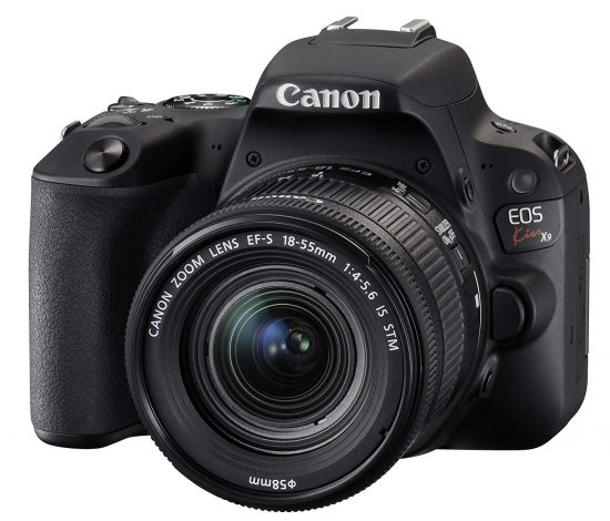 Canon to announce a new entry-level DSLR camera this month