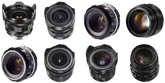 8 Voigtlander lenses are now on sale (up to $150 off)