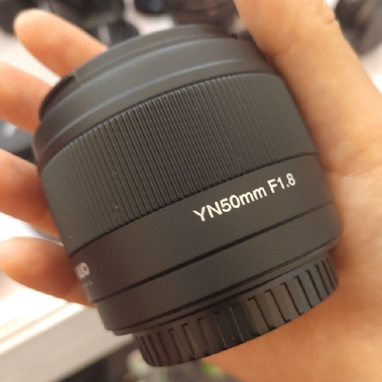 Yongnuo to announce a new 50mm f/1.8 mirrorless autofocus lenses for E-mount
