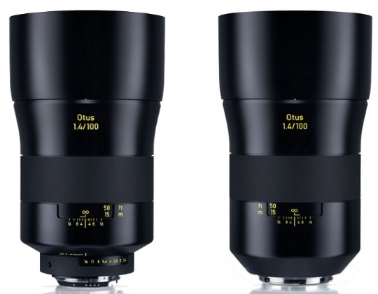 The new Zeiss Otus 100mm f/1.4 and Voigtländer Nokton 21mm f/1.4 lenses will be released in June