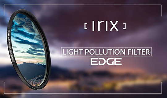 The new Irix EDGE light pollution filters are now in stock for the first time