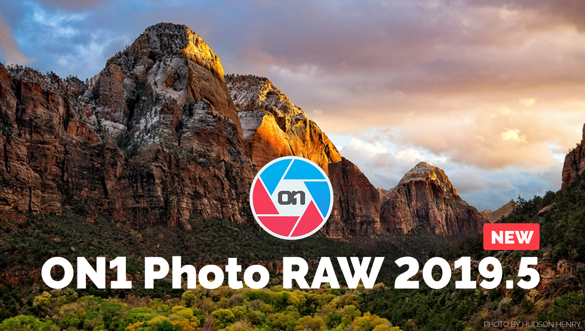 ON1 Photo RAW 2019.5 – The Leading Lightroom Alternative is Bigger & Better Than Ever