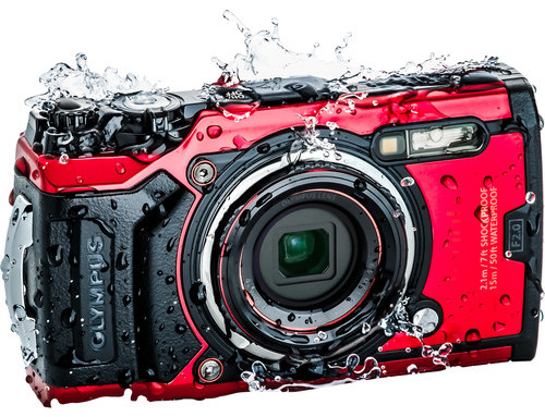 Announced: Olympus Tough TG-6 waterproof, dustproof, freezeproof and shockproof camera