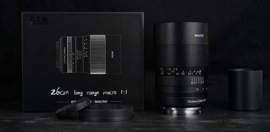 7artisans 60mm f/2.8 macro mirrorless lens officially released