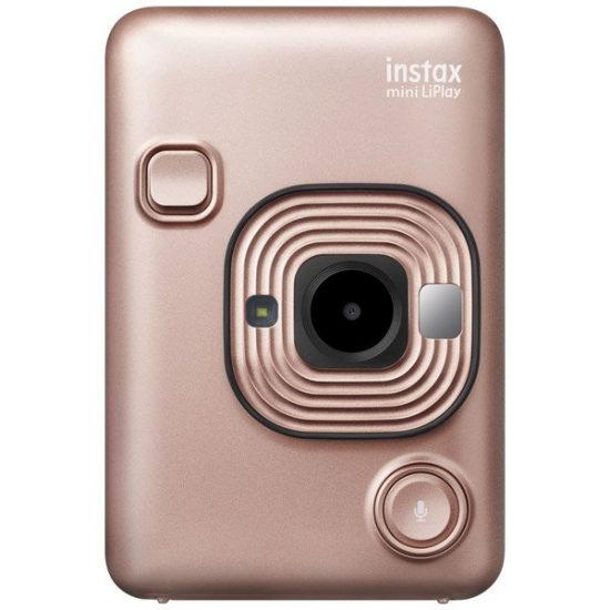 The rumored Fuji Instax Mini LiPlay camera will be announced on June 21st