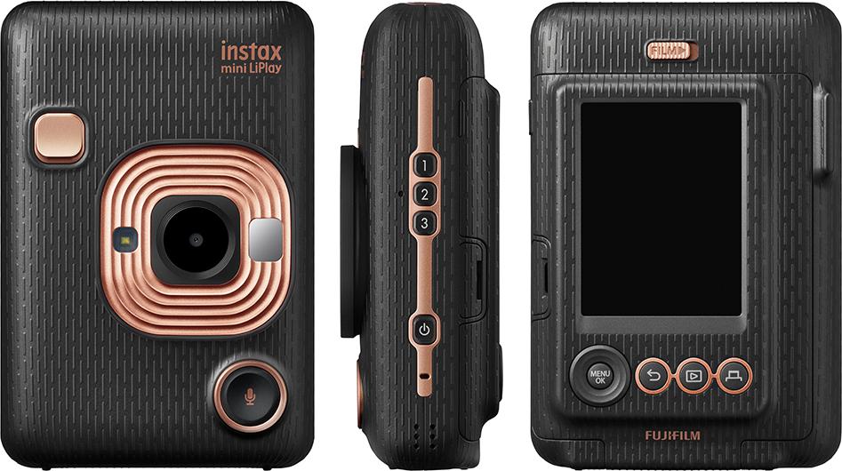 Fujifilm Instax Mini LiPlay camera officially announced