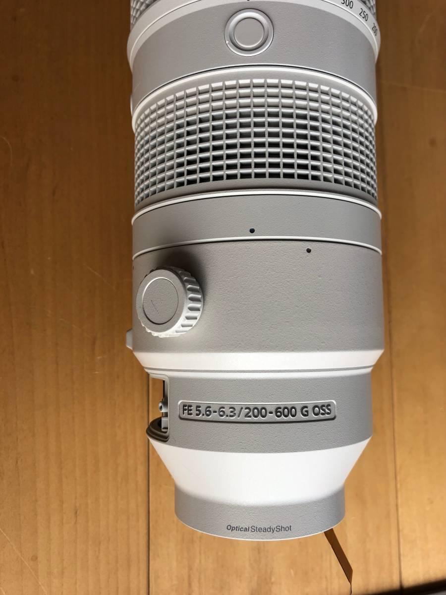 New Sony 200 600mm F 5 6 6 3 G Oss Fe Lens Leaked Online
