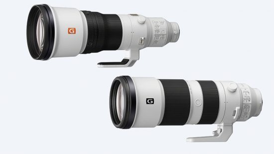Sony officially announced the previously rumored FE 200-600mm f/5.6-6.3 G OSS and FE 600mm f/4 GM OSS lenses