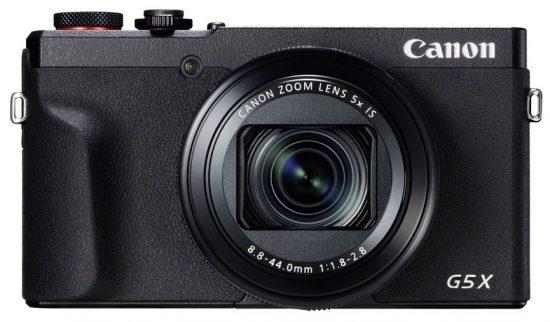 Canon Powershot G5 X Mark II premium compact camera additional information