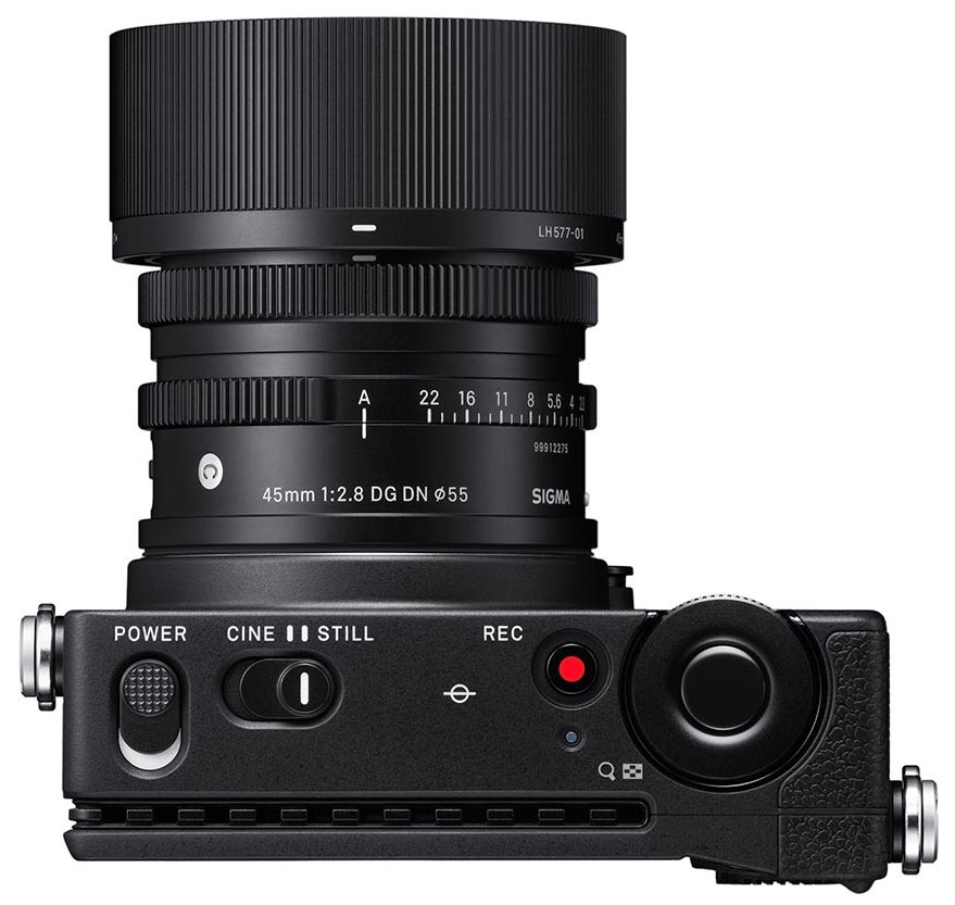 Sigma Fp Is The World S Smallest Full Frame Mirrorless