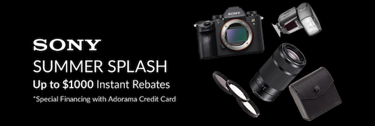 The latest photo gear deals