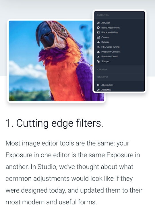 Ends tomorrow: Topaz Studio 2 released with $20 off discount - Photo