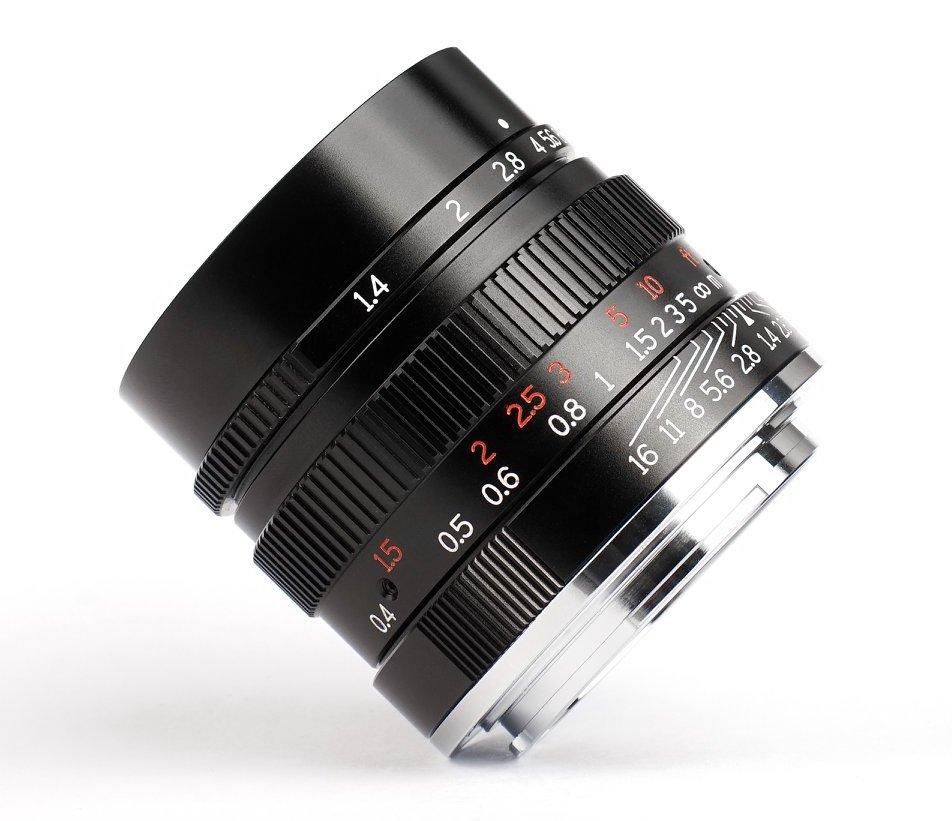 New 7artisans 35mm F 1 4 Full Frame Lens For Sony E Mount