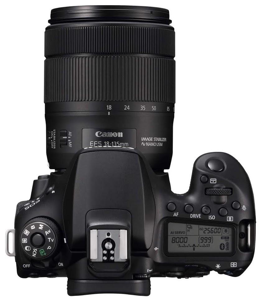 Canon Eos 90d Camera