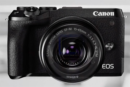 Canon EOS M6 Mark II and Canon EOS 90D promo videos leaked online