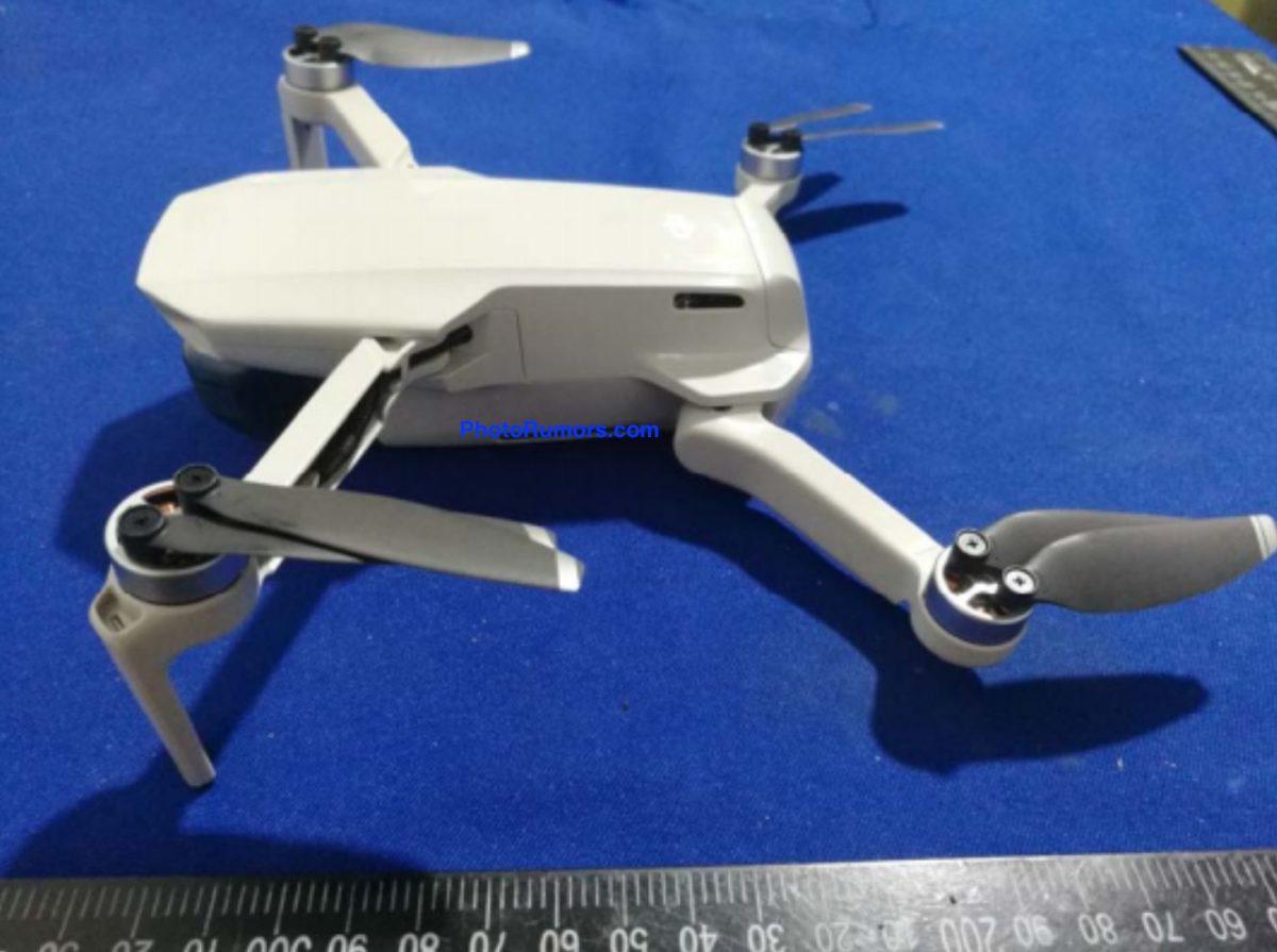 Dji Mavic Mini Drone Pictures Leaked Online Photo Rumors