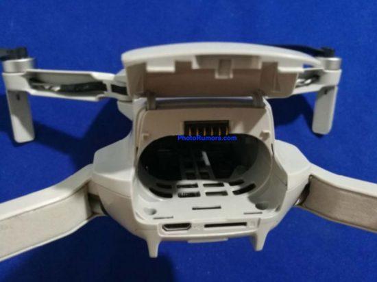 DJI Mavic Mini drone pictures leaked online - Photo Rumors