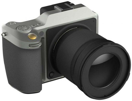 DJI mirrorless camera