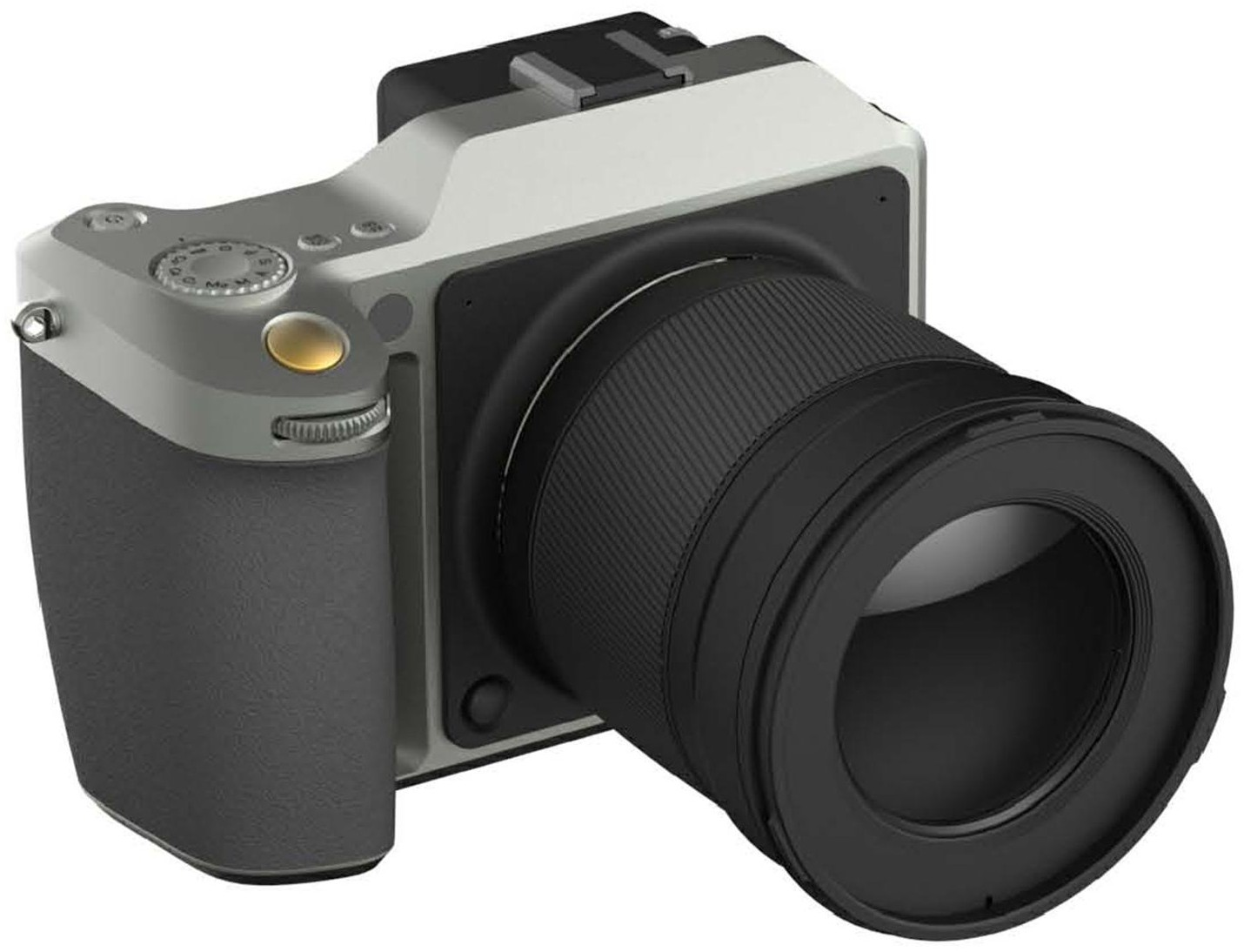 Rumors: DJI coming with a mirrorless camera that looks like