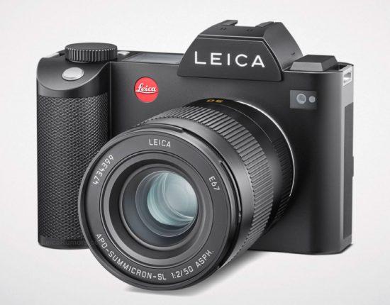 Leica APO-Summicron-SL 50mm f/2 Asph lens to be announced