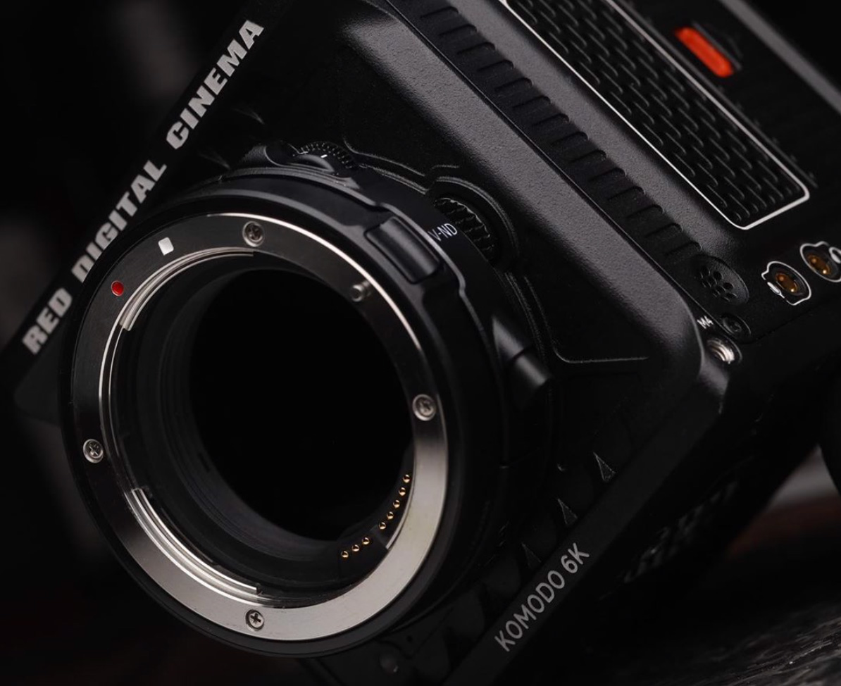 New teaser for a compact RED Komodo camera - Photo Rumors