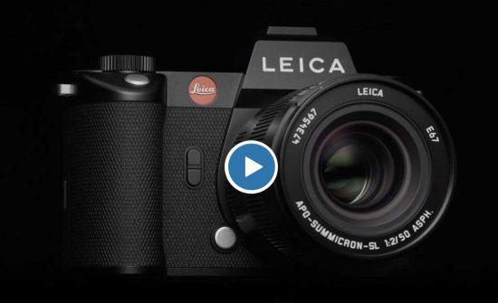 Leica SL2mirrorless camera rumored specifications