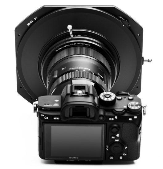 More IBC 2019 news: NiSi 150mm S5 square filter holder, SLR Magic 21mm T1.6 & 50mm T1.4 cine lenses, Sony FX9 6k video camera and Sony cinema lenses teaser