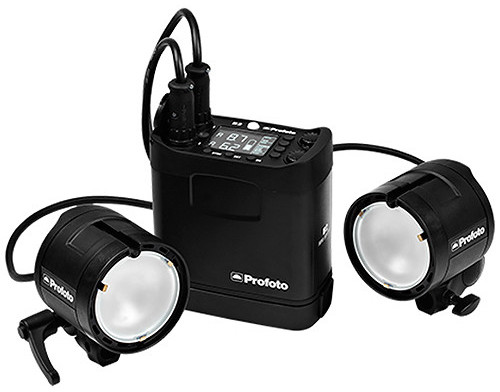 The Profoto B2 250 Air TTL location kit is now $1,100 off (53% off)