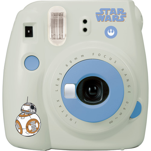 The new Fujifilm Instax Star Wars edition is the only instant camera you should consider