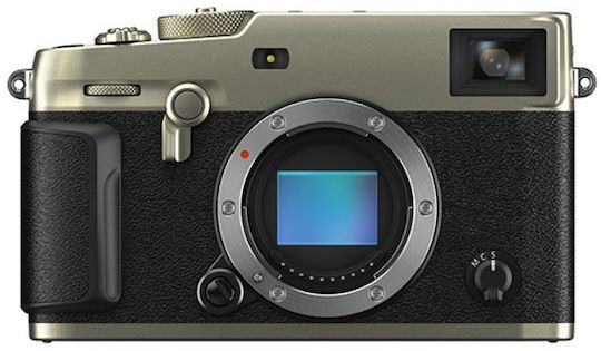 Report: Fujifilm is the first camera company to add computational photography to a professional camera (X-Pro3)