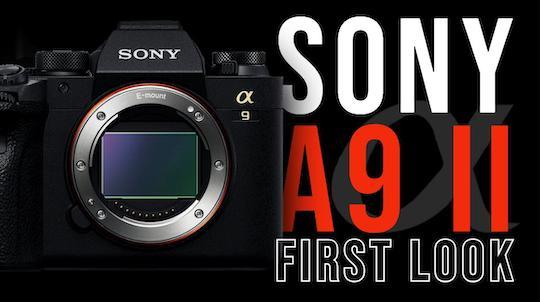 Sony a9 II camera first look