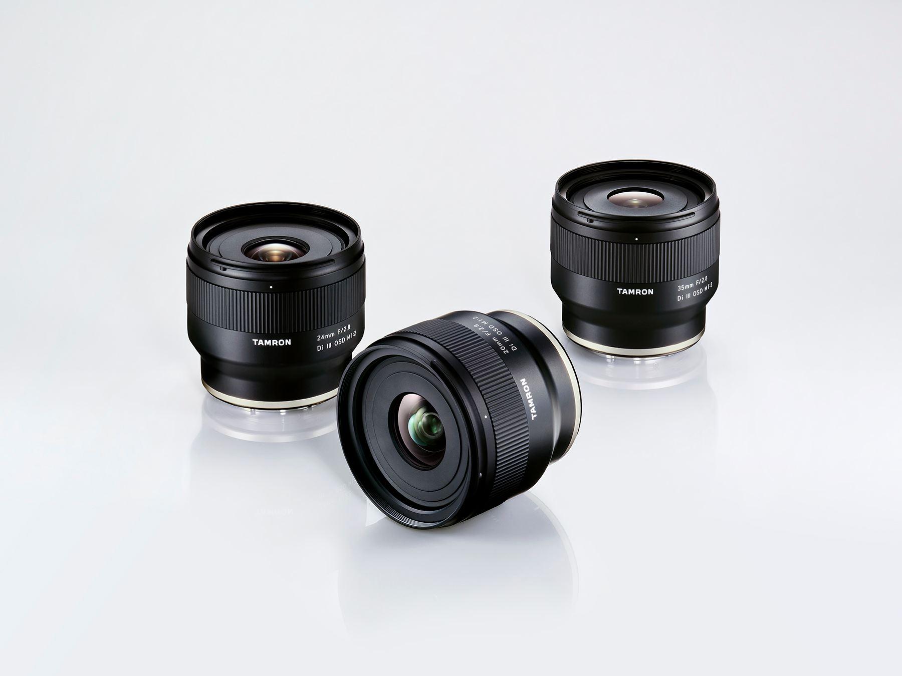 Tamron Announced Four New Lenses For Sony E Mount Full