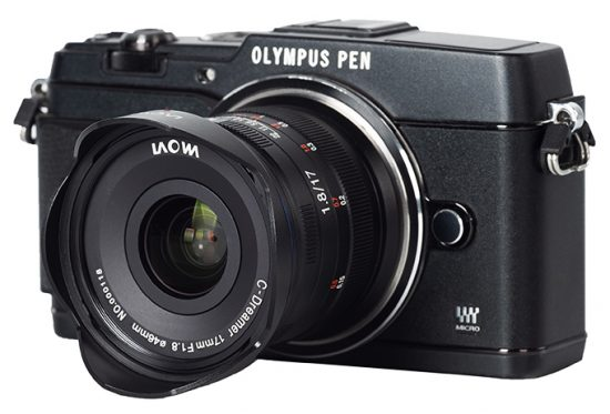 The new Laowa 17mm f/1.8 MFT lens from Venus Optics is now officially released