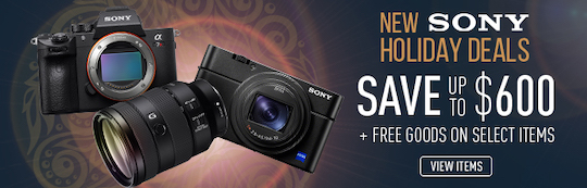 New Sony holiday deals launched in the US