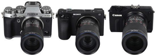 Venus Optics announces the availability and pricing of Laowa 65mm f/2.8 2X Macro APO lens