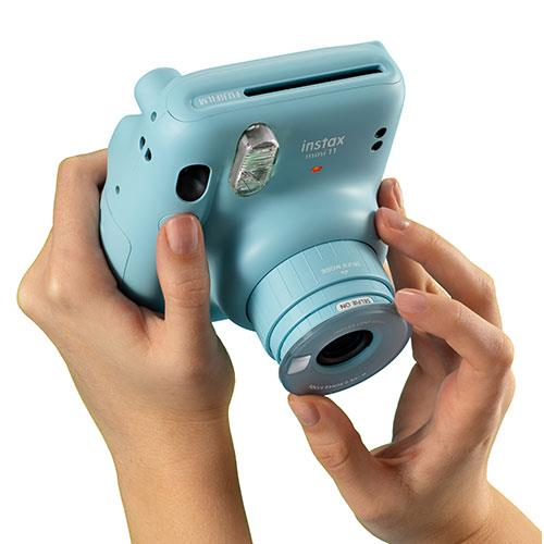 First leaked pictures of the new Fuji Instax 11 Mini camera