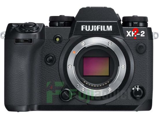 The Fuji X-H line is not canceled, there will be a Fuji X-H2 camera