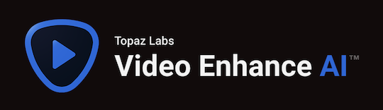 New: Topaz Labs Video Enhance AI for Windows (now $100 off)